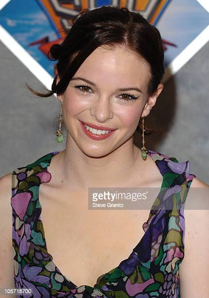 Danielle Panabaker during Sky High Los Angeles Premiere Arrivals at El Capitan in Hollywood California United States
