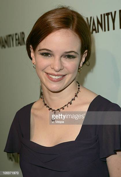 Danielle Panabaker during The Launch of Marciano Hosted by Vanity Fair at Dolce in Los Angeles California United States