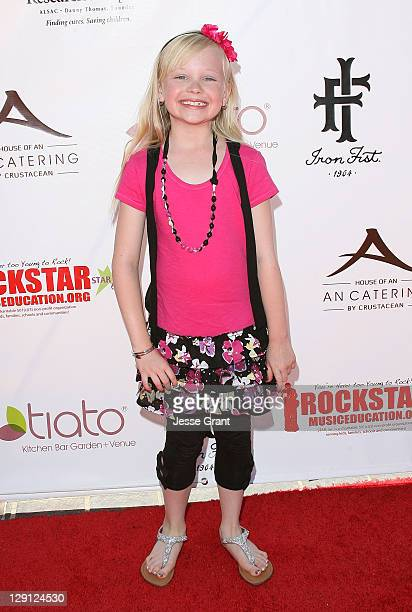 Danielle Parker attends Teri Hatcher's Red Carpet Yard Sale at Taito Garden on May 1 2011 in Santa Monica California