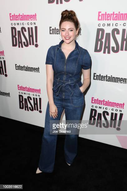 Danielle Rose Russell attends Entertainment Weekly's ComicCon Bash held at FLOAT Hard Rock Hotel San Diego on July 21 2018 in San Diego California...