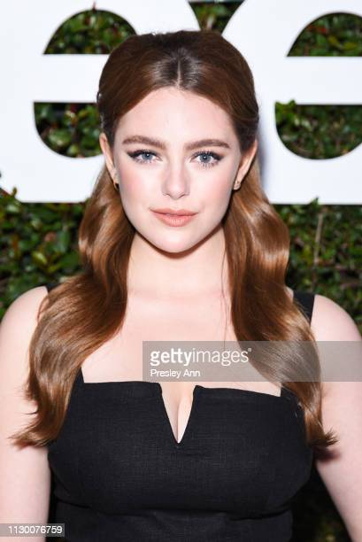 Danielle Rose Russell attends Teen Vogue's 2019 Young Hollywood Party Presented By Snap at Los Angeles Theatre on February 15 2019 in Los Angeles...