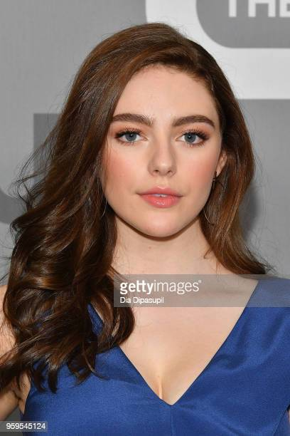 Danielle Rose Russell attends the 2018 CW Network Upfront at The London Hotel on May 17 2018 in New York City