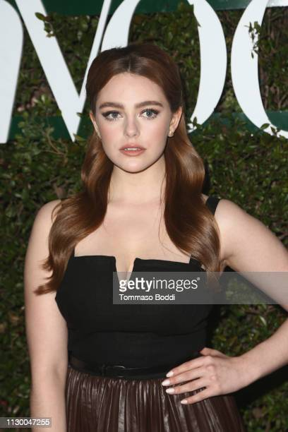 Danielle Rose Russell attends the Teen Vogue's 2019 Young Hollywood Party Presented By Snap at Los Angeles Theatre on February 15 2019 in Los Angeles...