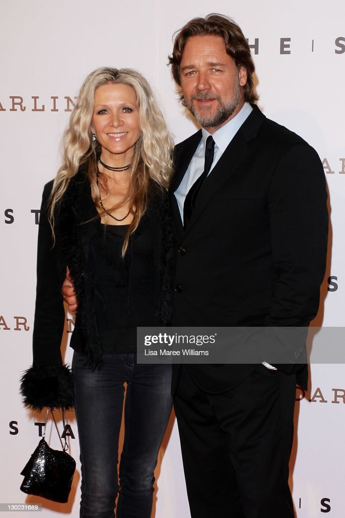 Russell Crowe And Wife Danielle Spencer Separate After 9 Years Of Marriage