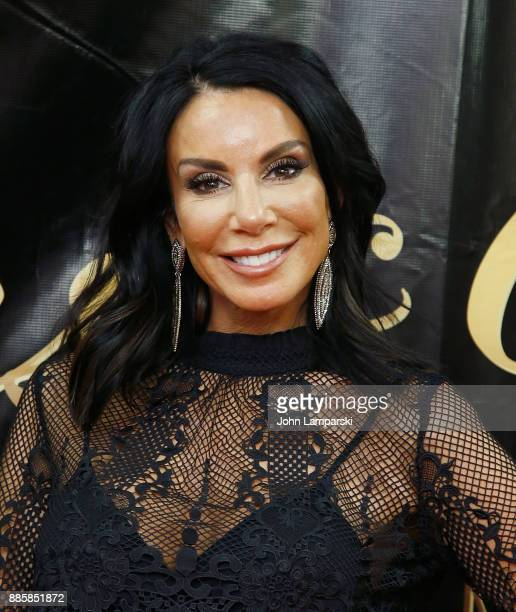 Danielle Staub attends the 2017 One Night With The Stars benefit at the Theater at Madison Square Garden on December 4 2017 in New York City