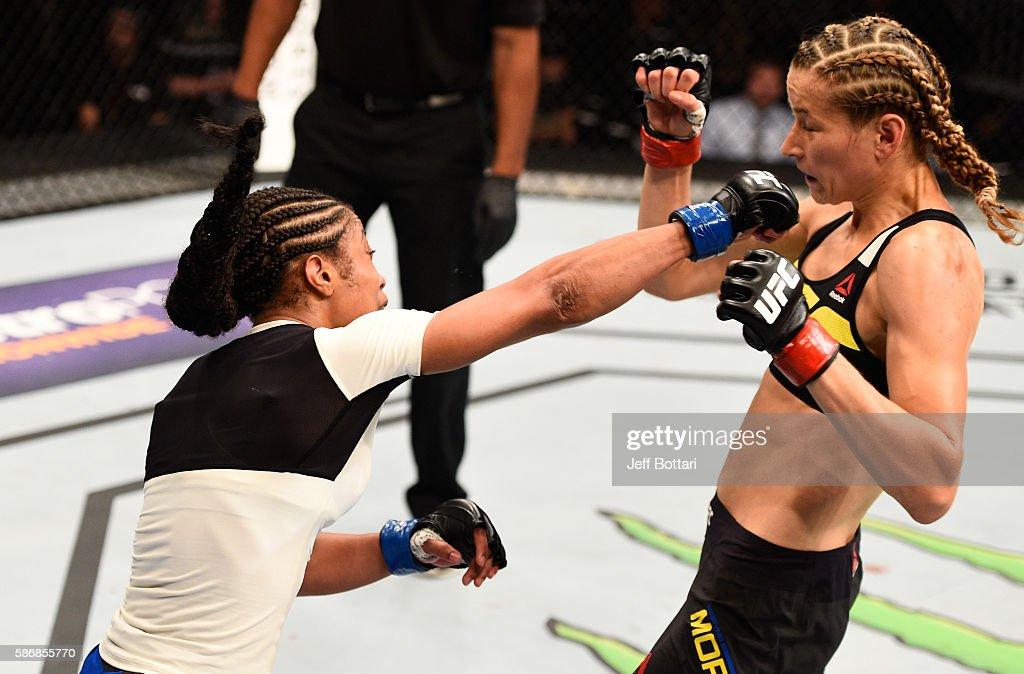 UFC Fight Night: Moroz v Taylor : News Photo