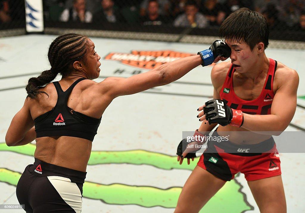 UFC Fight Night: Ham v Taylor : News Photo