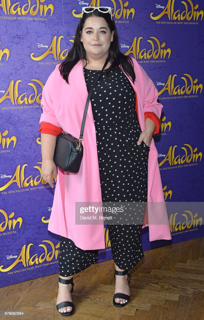 "Disney's ""Aladdin The Musical"" - 2nd Birthday - Pre-Show Drinks Reception"