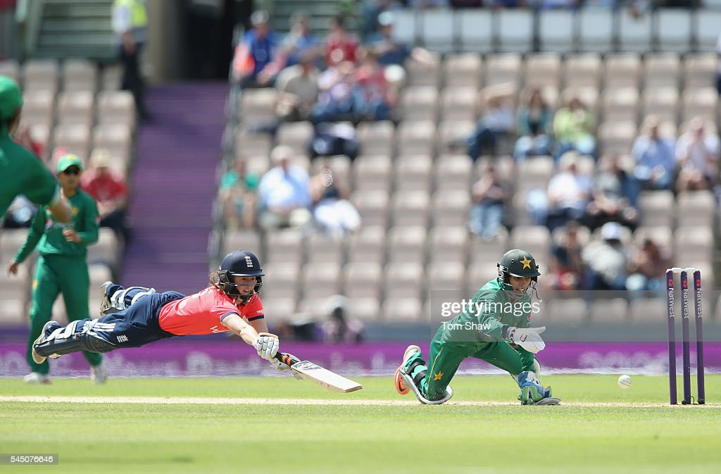 England Women v Pakistan Women - 2nd Natwest International T20
