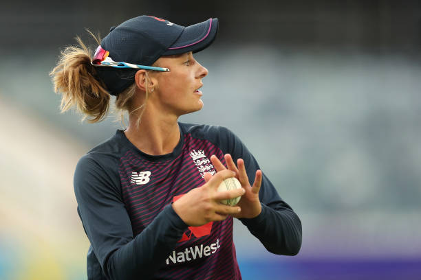 AUS: England v South Africa - ICC Women's T20 Cricket World Cup