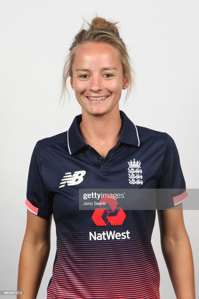 England Women's National Cricket Team Headshots