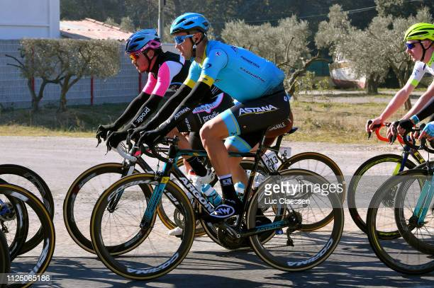 Daniil Fominykh of Kazahkstan and Astana Pro Team / during the 4th Tour de La Provence 2019 Stage 2 a 1956km race from Istres to La Ciotat Boulevard...