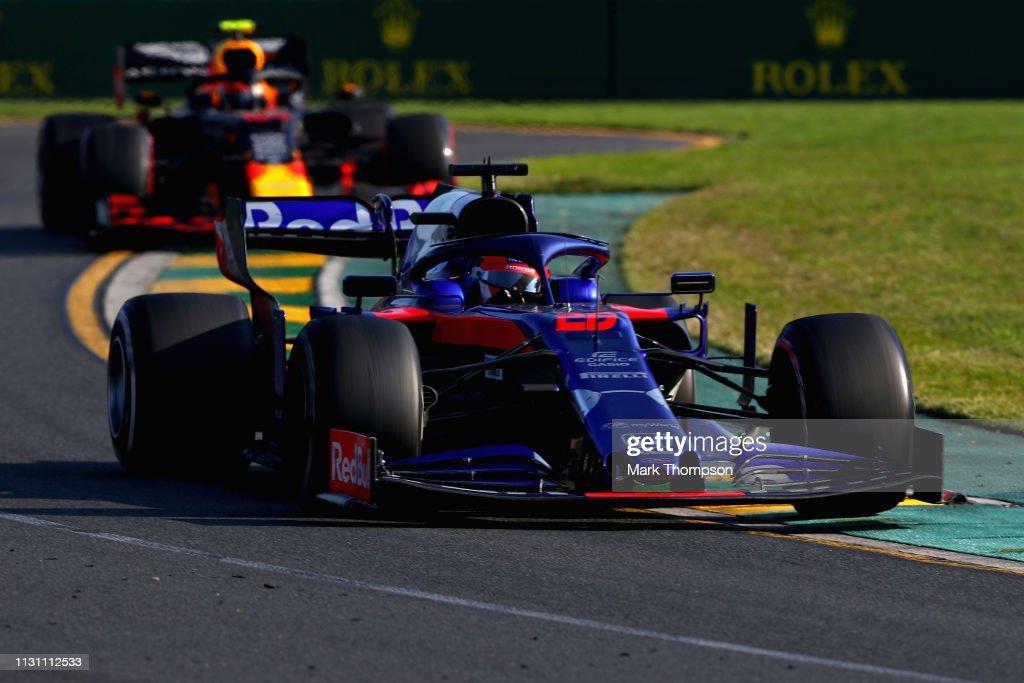 F1 Grand Prix of Australia : News Photo