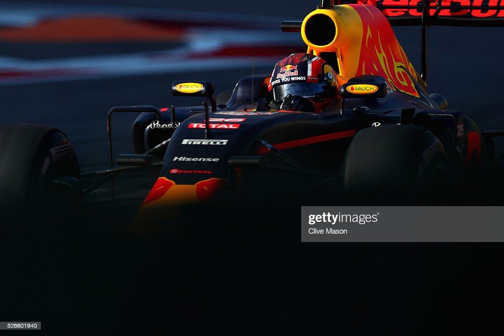 F1 Grand Prix of Russia : Foto jornalística