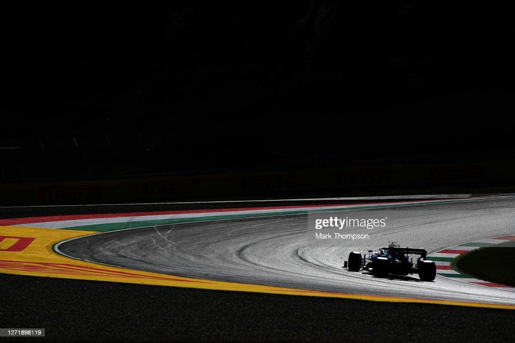 F1 Grand Prix of Tuscany - Practice : News Photo