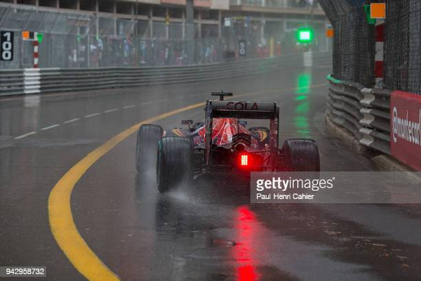 Daniil Kvyat Toro RossoFerrari STR11 Grand Prix of Monaco Circuit de Monaco 29 May 2016