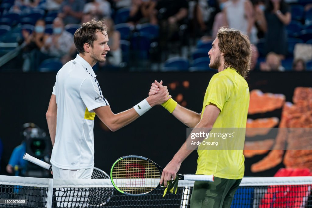 2021 Australian Open: Day 12 : News Photo