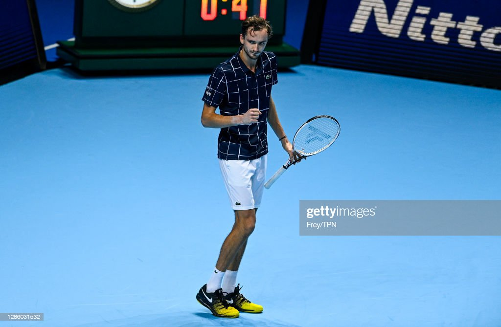 Nitto ATP World Tour Finals - Day Two : News Photo