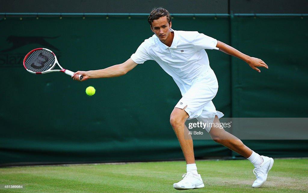 Day Six: The Championships - Wimbledon 2014 : News Photo
