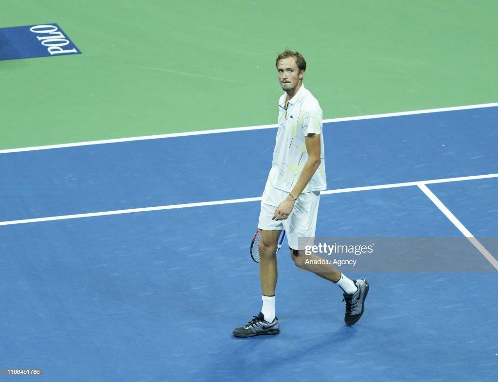 US Open Tennis Championship 2019 Day 12 : News Photo