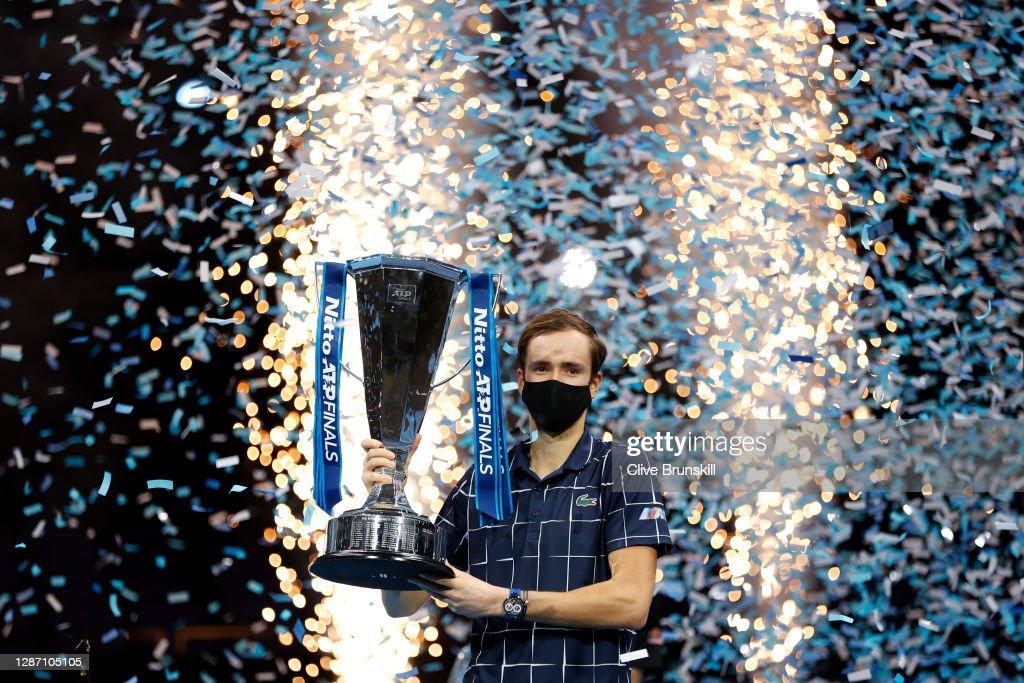 Nitto ATP World Tour Finals - Day Eight : News Photo