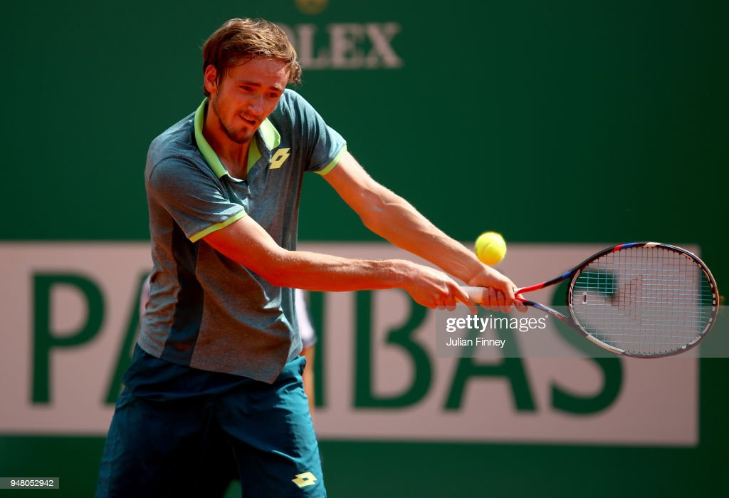ATP Masters Series: Monte Carlo Rolex Masters - Day Four : ニュース写真