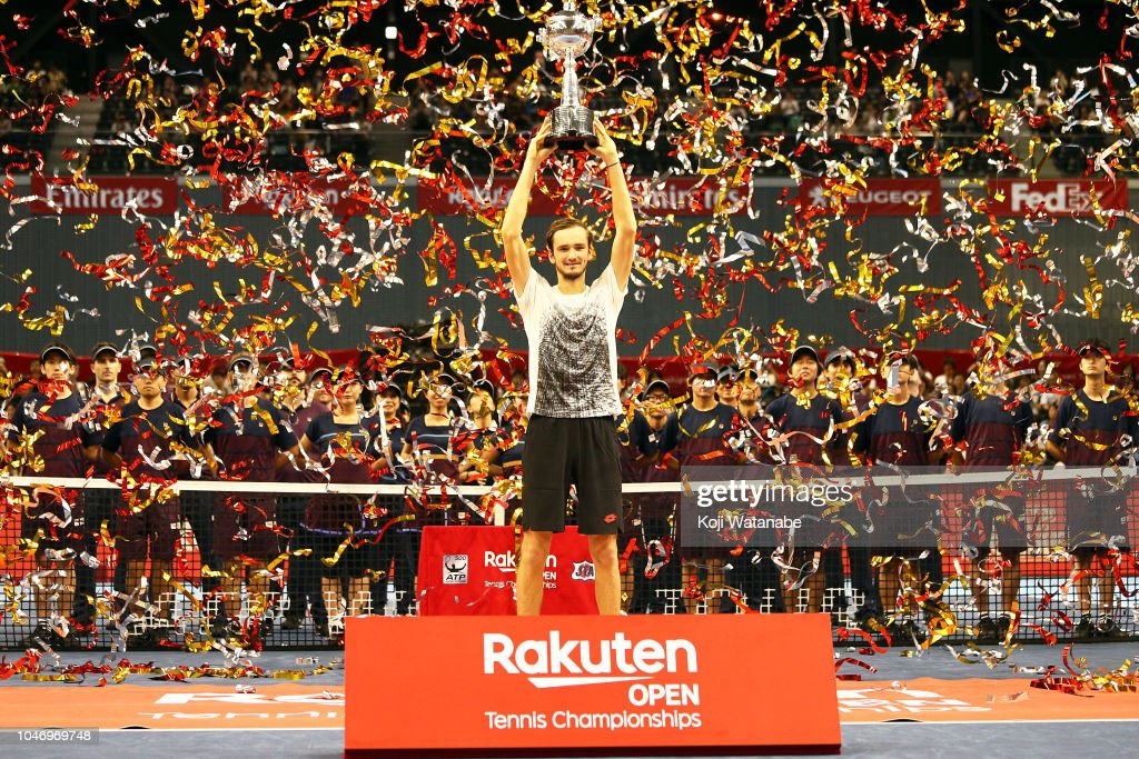 Rakuten Open - Day 7 : News Photo