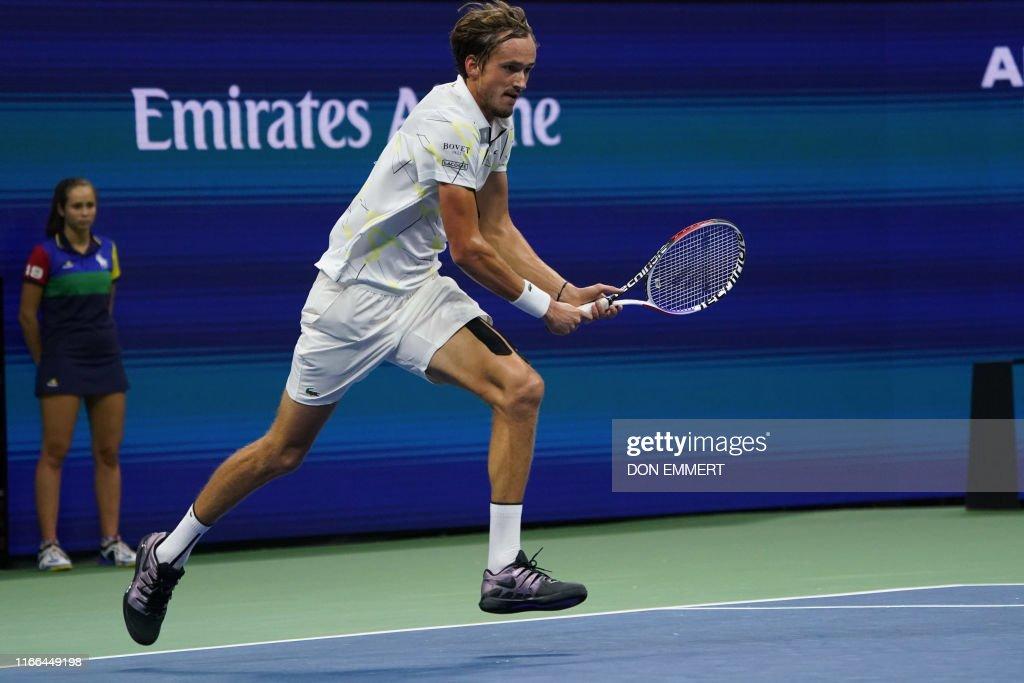 TENNIS-US Open-2019-Day 12 : News Photo