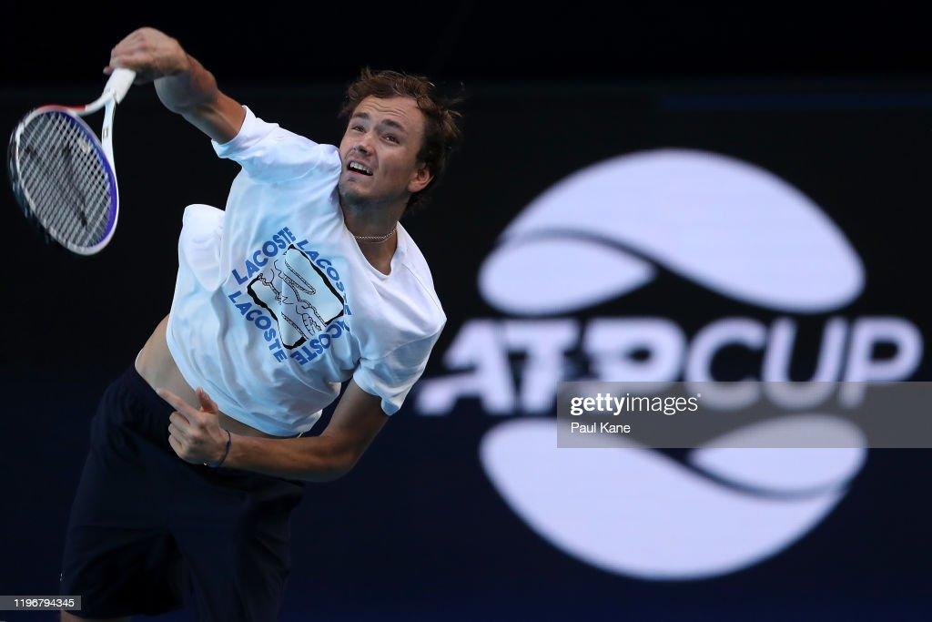 2020 ATP Cup - Perth: Previews : News Photo