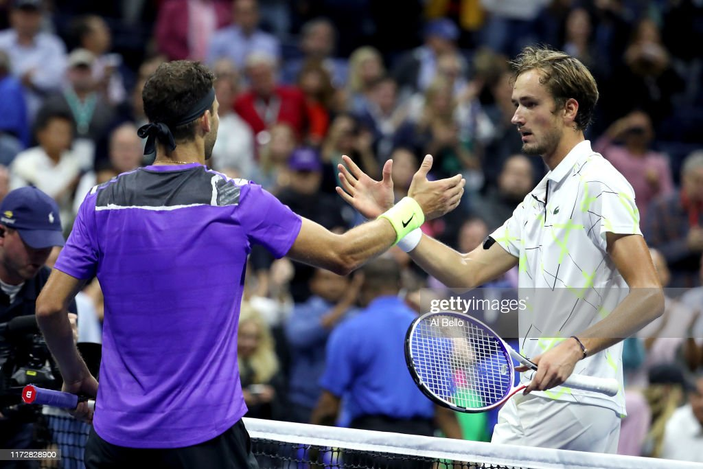2019 US Open - Day 12 : News Photo