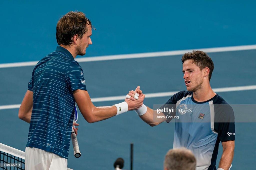 2020 ATP Cup - Sydney: Day 7 : News Photo