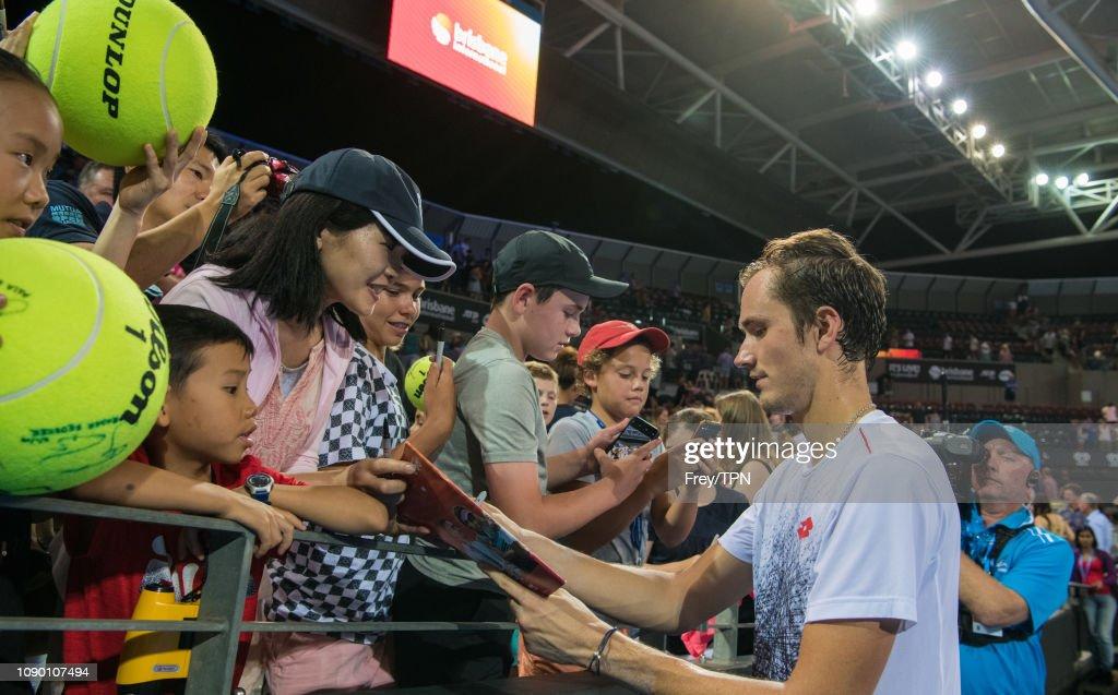 2019 Brisbane International - Day 7 : News Photo