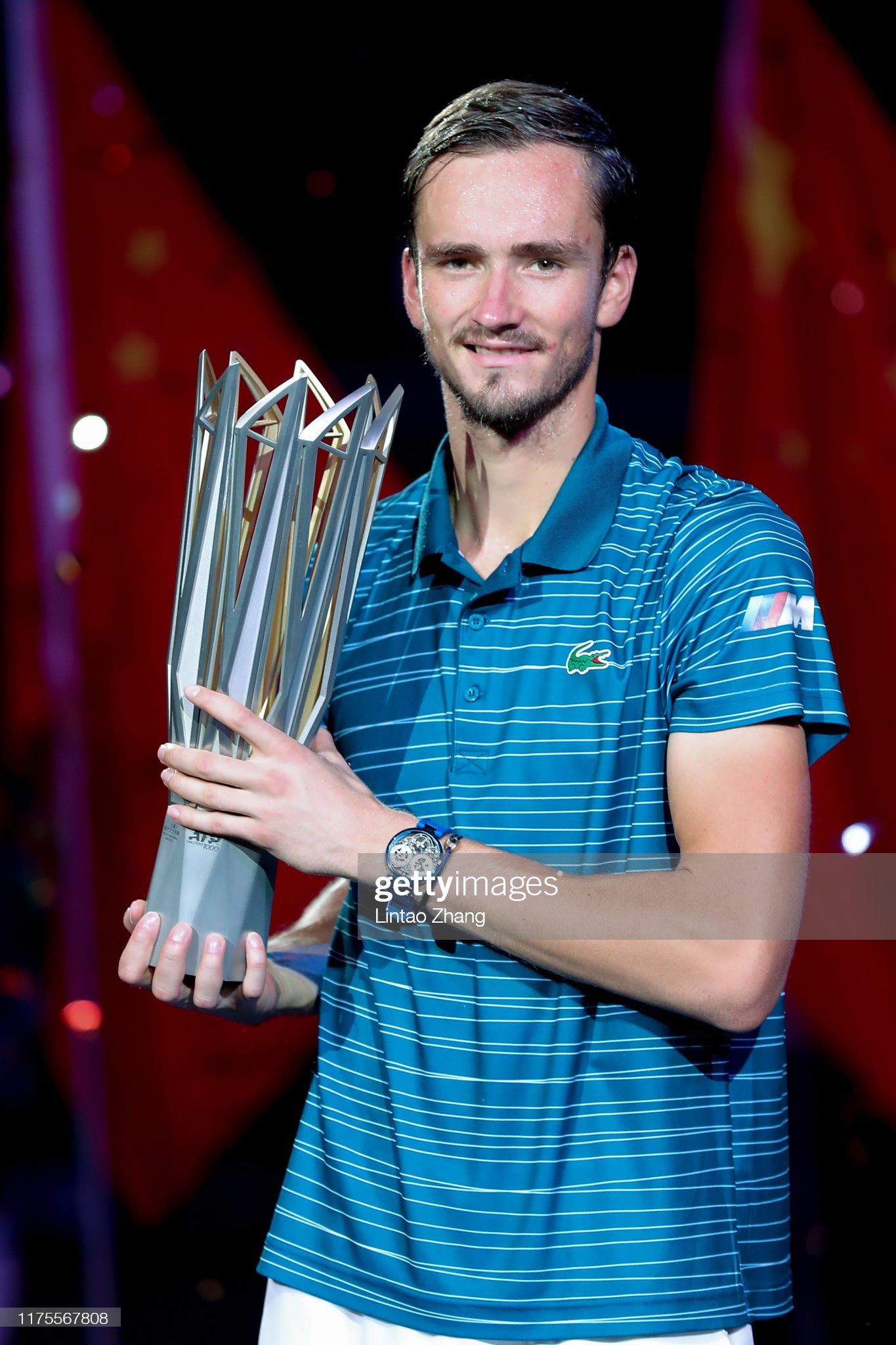 2019 Rolex Shanghai Masters - Day 9 (Finals) : News Photo