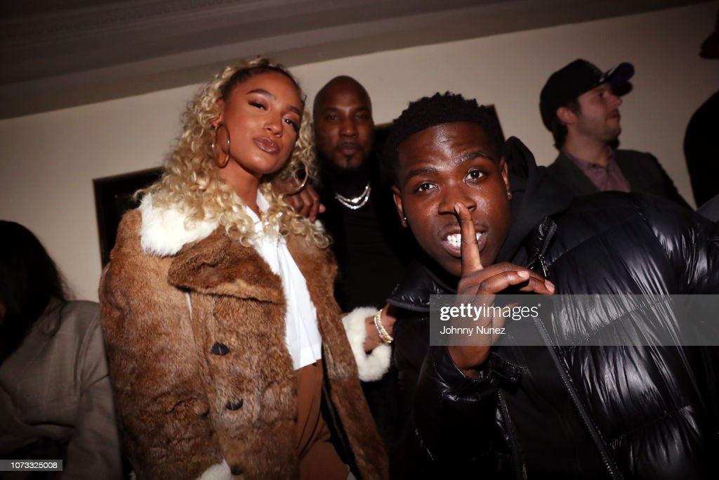 2018 Def Jam Holiday Party : News Photo