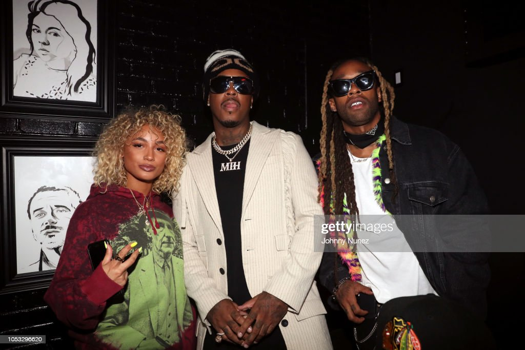 """Ty Dolla Sign and Jeremih's """"MihTy"""" Album Release Party : News Photo"""