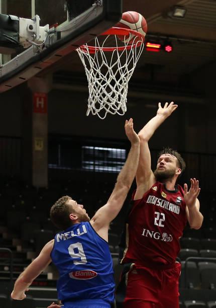 DEU: Germany v Italy - Basketball Supercup