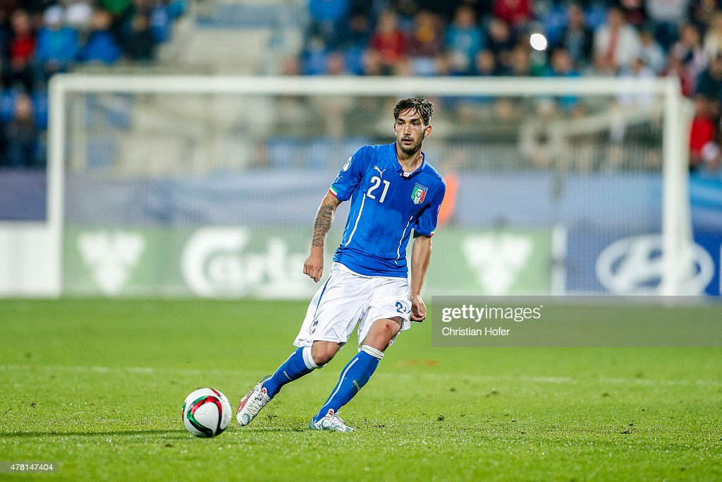 Italy v Portugal - UEFA Under21 European Championship 2015 : News Photo
