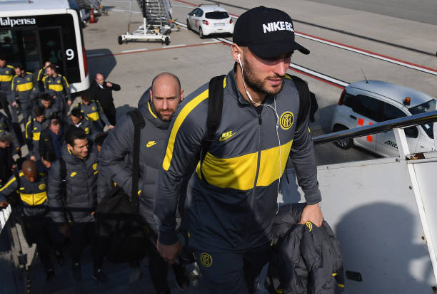 BGR: FC Internazionale Travel To Bulgaria