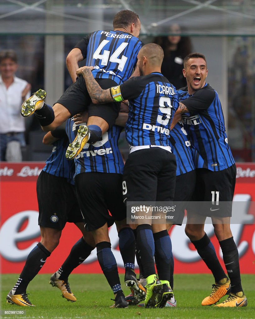 FC Internazionale v Genoa CFC - Serie A : News Photo