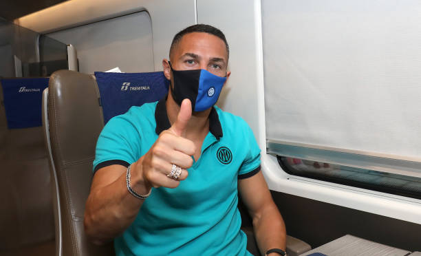 ITA: FC Internazionale Travel To Florence