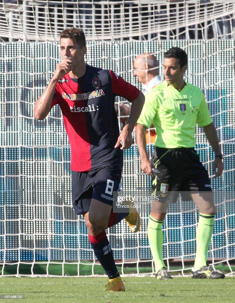 Danilo Fernando Avelar of Cagl...