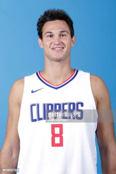 Danilo Galinari of the Los Angeles Clippers poses for a portrait during 2017 Media Day on September 25 2017 at the Los Angeles Clippers Practice...