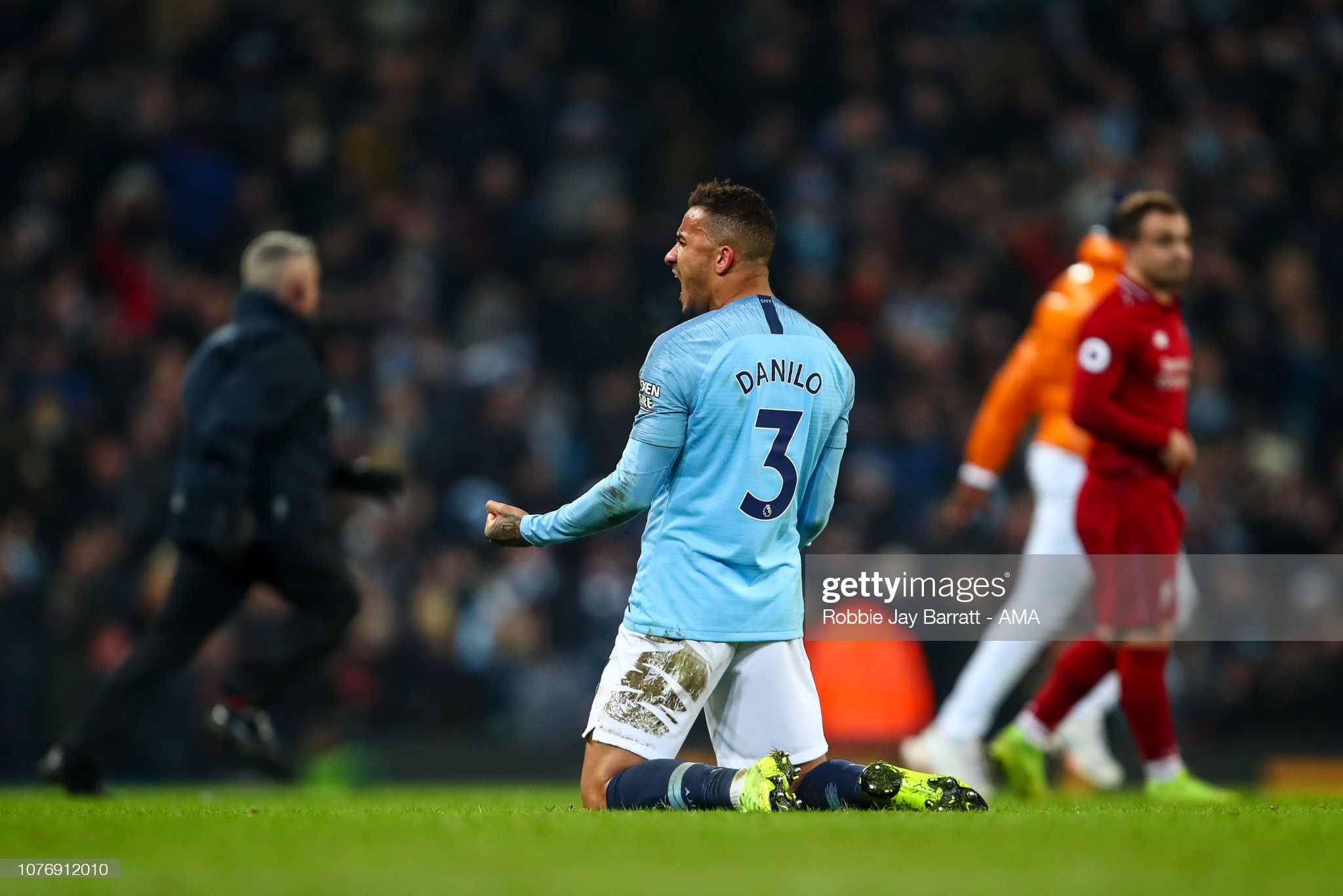 Manchester City v Liverpool FC - Premier League : ニュース写真