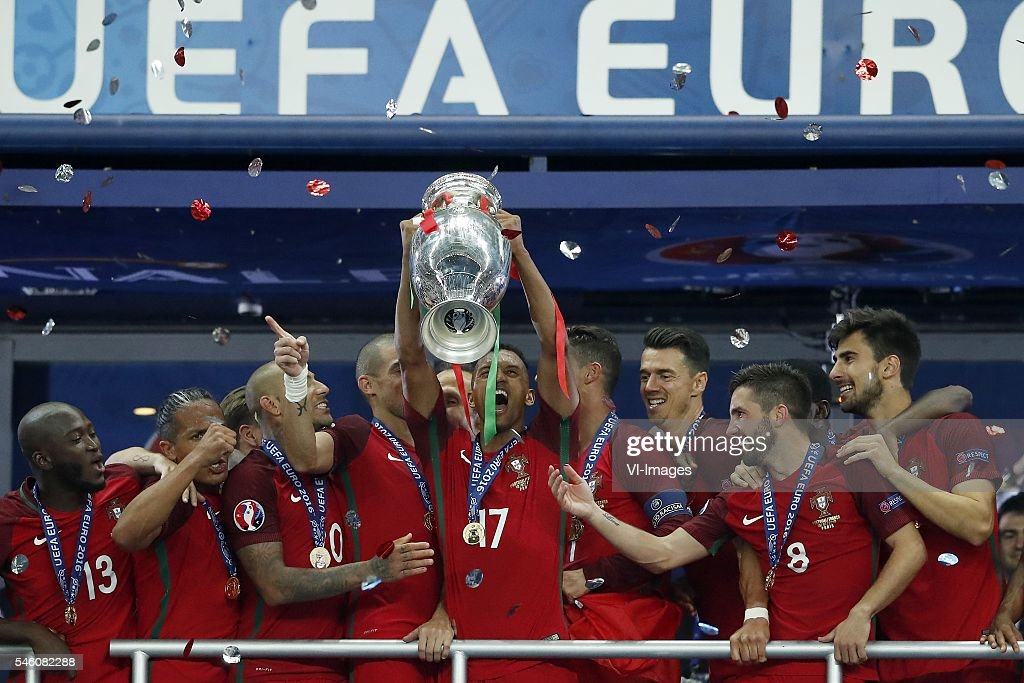 "UEFA EURO 2016 final - ""Portugal v France"" : News Photo"
