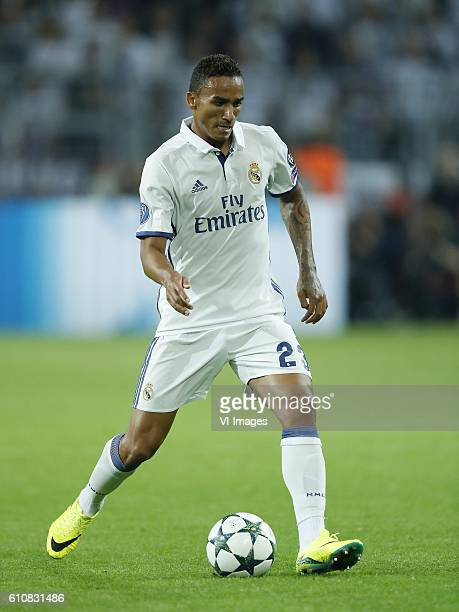 Danilo of Real Madrid during the UEFA Champions League group F match between Borussia Dortmund and Real Madrid on September 27 2016 at the Signal...