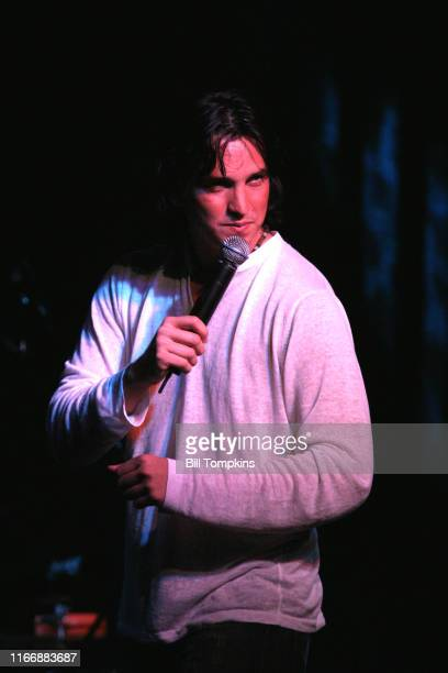 """Danilo Parra performing during the Latin Billboards 2005 week pre-party week.""""nHotel Intercontinental on April 2005 in Miami."""