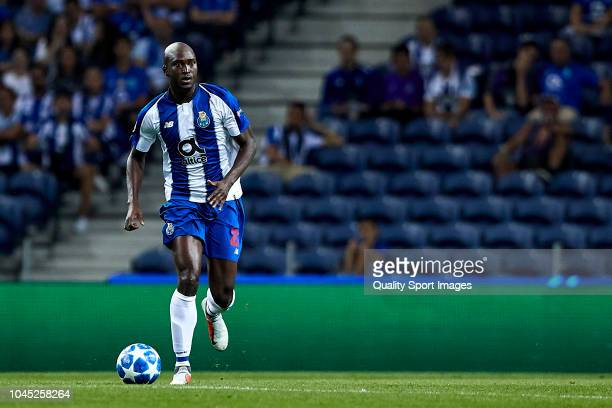 Danilo Pereira of FC Porto in action during the Group D match of the UEFA Champions League between FC Porto and Galatasaray at Estadio do Dragao on...