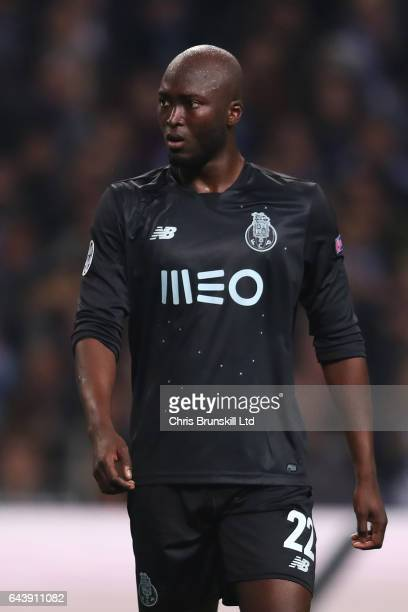 Danilo Pereira of FC Porto looks on during the UEFA Champions League Round of 16 first leg match between FC Porto and Juventus at Estadio do Dragao...