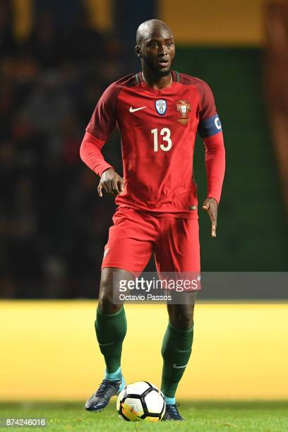 Danilo Pereira of Portugal in action during the International Friendly match between Portugal and USA at Estadio Municipal Leiria on November 14 2017...
