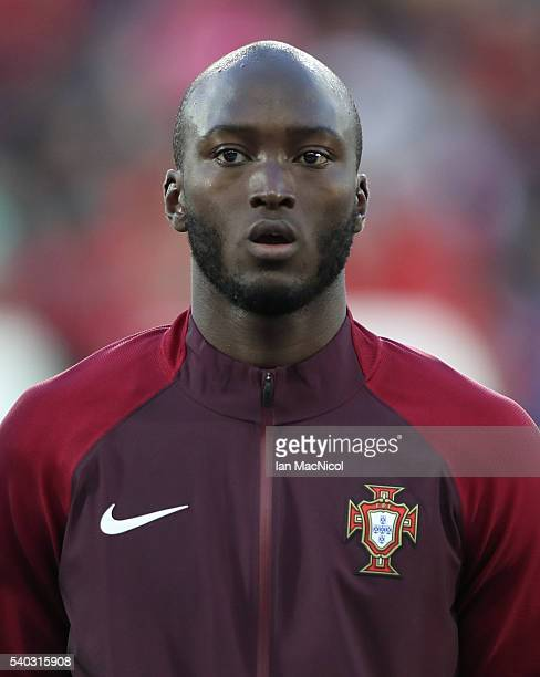 Danilo Pereira of Portugal looks on during the UEFA EURO 2016 Group F match between Portugal and Iceland at Stade GeoffroyGuichard on June 14 2016 in...